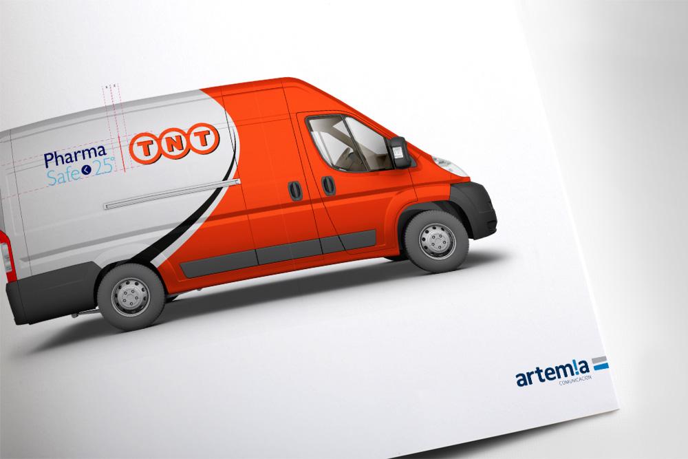 PharmaSafe25 TNT Express